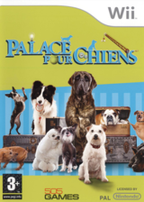 Palace pour chiens pochette Wii (ROEPGT)