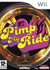 Pimp My Ride pochette Wii (RPIP52)
