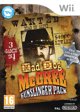 Mad Dog McCree Gunslinger Pack pochette Wii (RQ5X5G)