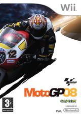 MotoGP 08 pochette Wii (RQ8P08)
