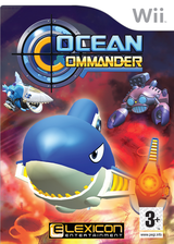 Ocean Commander pochette Wii (RQMPVN)