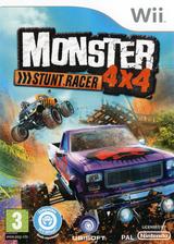 Monster 4x4: Stunt Racer pochette Wii (RQZP41)