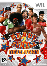 Ready 2 Rumble Revolution pochette Wii (RR5P70)