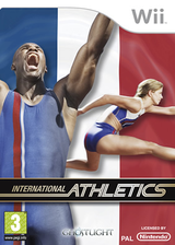 International Athletics pochette Wii (RR8PUJ)