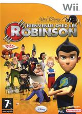 Bienvenue chez les Robinson pochette Wii (RRSP4Q)