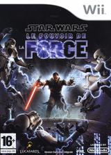 Star Wars:Le Pouvoir de la Force pochette Wii (RSTP64)