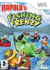 Rapala Fishing Frenzy pochette Wii (RTBP52)
