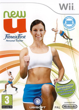 NewU:Fitness First Personal Trainer pochette Wii (RU4X41)