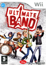 Ultimate Band pochette Wii (RULP4Q)