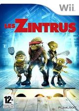 Les Zintrus pochette Wii (RUOPPL)