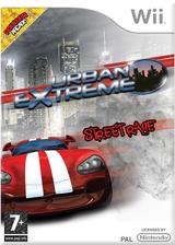 Urban Extreme:Street Rage pochette Wii (RUXXUG)