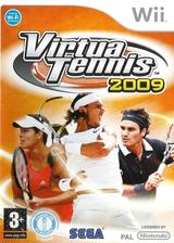 Virtua Tennis 2009 pochette Wii (RVUP8P)