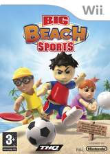 Big Beach Sports pochette Wii (RVVP78)