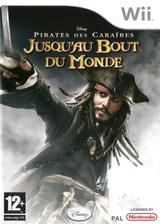 Pirates des Caraibes:Jusqu'au Bout du Monde pochette Wii (RW3P4Q)