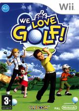 We Love Golf! pochette Wii (RWGP08)