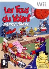 Les Fous Du Volant:Battle Party pochette Wii (RWRP4F)