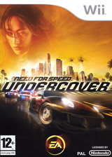 Need for Speed:Undercover pochette Wii (RX9X69)