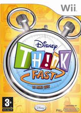 Th!nk Fast : Le Maxi Quiz pochette Wii (RXDP4Q)