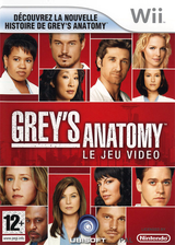 Grey's Anatomy : Le Jeu Vidéo pochette Wii (RXLP41)