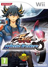 Yu-Gi-Oh! 5D's: Wheelie Breakers pochette Wii (RYOPA4)
