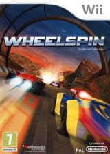 Wheelspin pochette Wii (RZSP68)