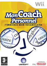 Mon coach personnel:j'enrichis mon vocabulaire pochette Wii (RZYF41)