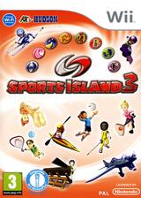 Sports Island 3 pochette Wii (S3DP18)