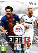FIFA 13 pochette Wii (S3FP69)