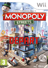 Monopoly Streets pochette Wii (S75P69)