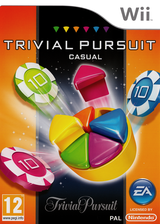 Trivial Pursuit Casual pochette Wii (S7BP69)