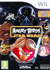 Angry Birds: Star Wars pochette Wii (S7DP52)