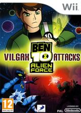Ben 10:Alien Force Vilgax Attacks pochette Wii (SBNPG9)