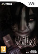 Calling pochette Wii (SCAP18)