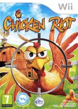 Chicken Riot pochette Wii (SCRPJH)