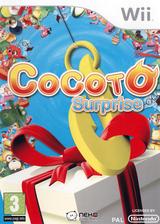 Cocoto Surprise pochette Wii (SCTPNK)