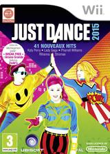 Just Dance 2015 pochette Wii (SE3P41)
