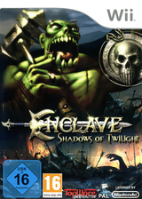 Enclave: Shadows of Twilight pochette Wii (SENPZX)