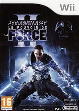 Star Wars : Le Pouvoir de la Force II pochette Wii (SF2P64)