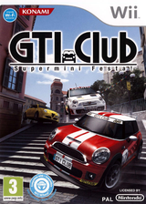 GTI Club Supermini Festa! pochette Wii (SGIPA4)