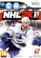 NHL 2K11 pochette Wii (SH3P54)