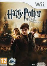 Harry Potter et les Reliques de la Mort - Deuxième Partie pochette Wii (SH5P69)