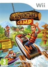 Cabela's Adventure Camp pochette Wii (SH8P52)
