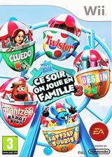 Hasbro:Best of des Jeux en Famille Vol. 3 pochette Wii (SHBP69)