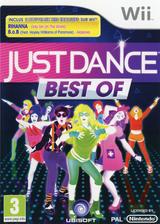 Just Dance:Best Of pochette Wii (SJTP41)