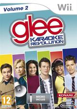 Karaoke Revolution Glee Volume 2 pochette Wii (SKGPA4)