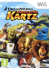 DreamWorks Super Star Kartz pochette Wii (SKZP52)