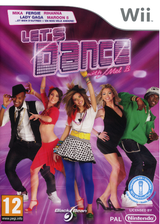 Let's Dance with Mel B pochette Wii (SLDPLG)