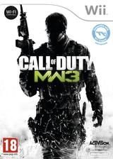 Call of Duty: Modern Warfare 3 pochette Wii (SM8D52)
