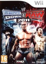 WWE SmackDown vs. Raw 2011 pochette Wii (SMRP78)