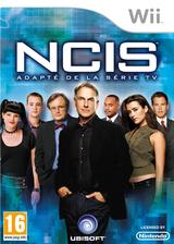NCIS: Adapté de la série TV pochette Wii (SNBP41)